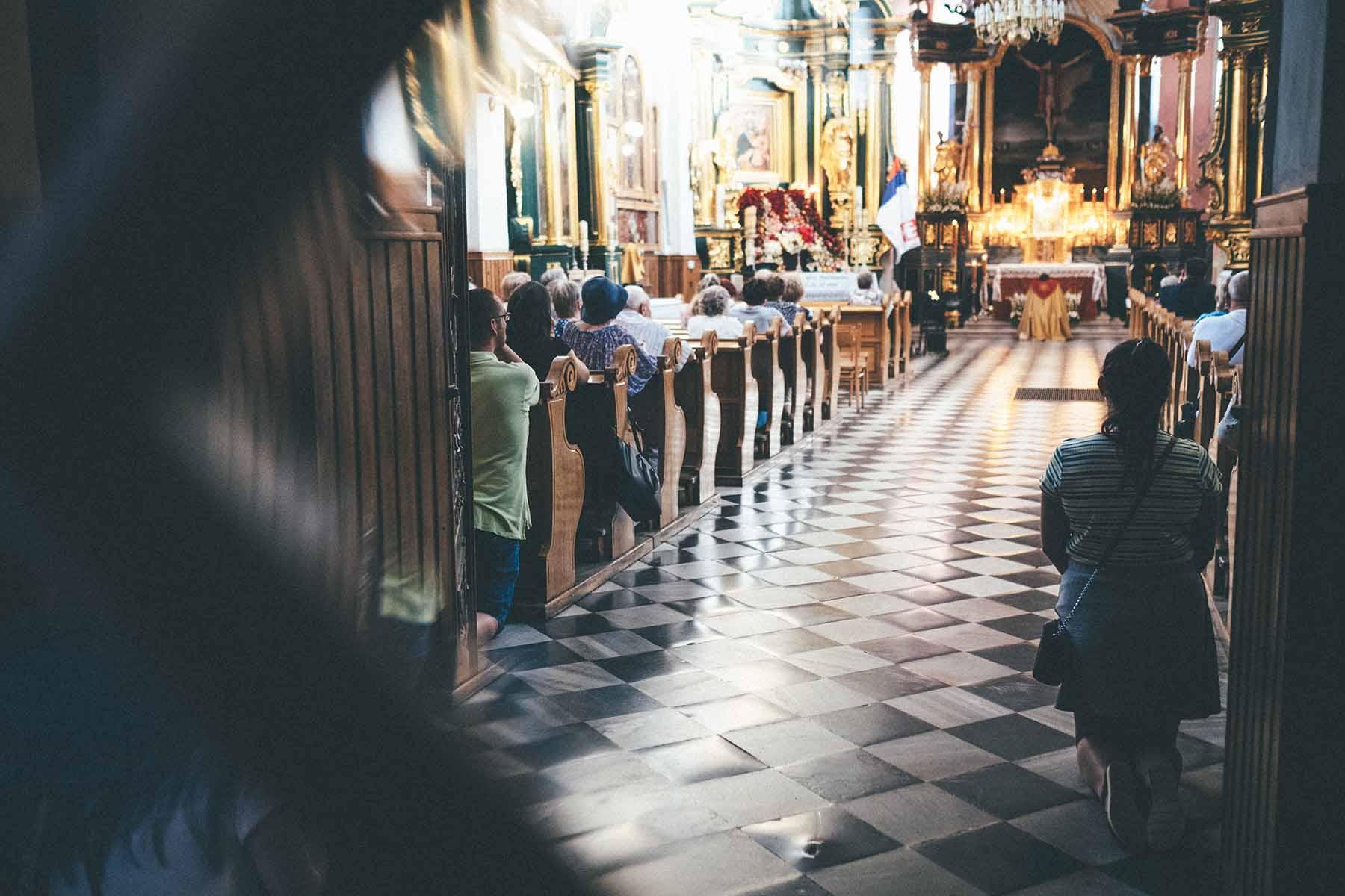 Piotrków - kościół